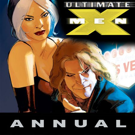 ULTIMATE X-MEN ANNUAL (2006)