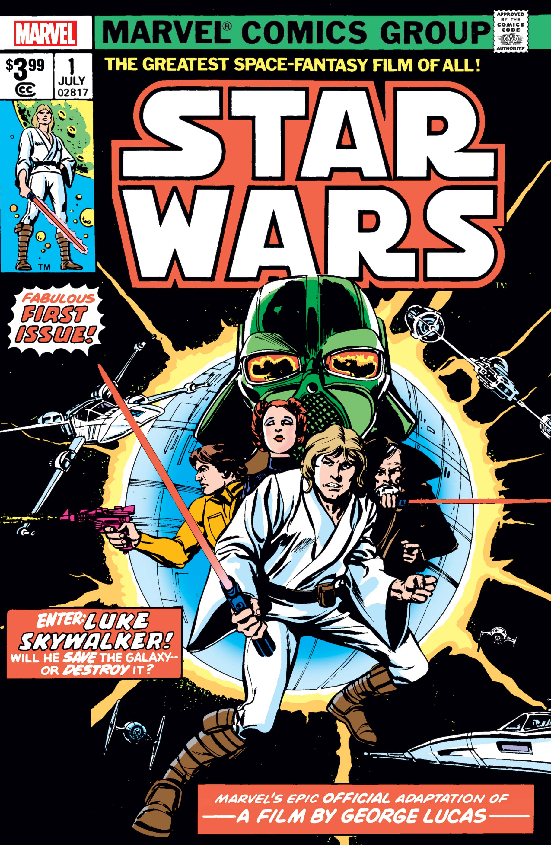 Star Wars Facsimile Edition (2019) #1