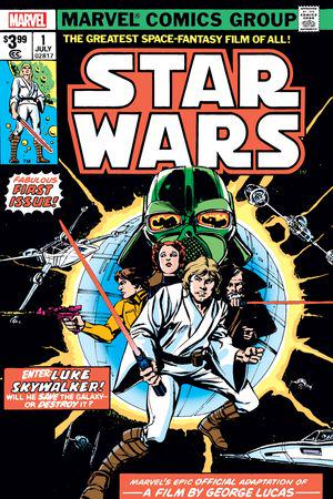 Star Wars Facsimile Edition #1
