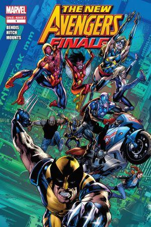 New Avengers Finale (2010) #1