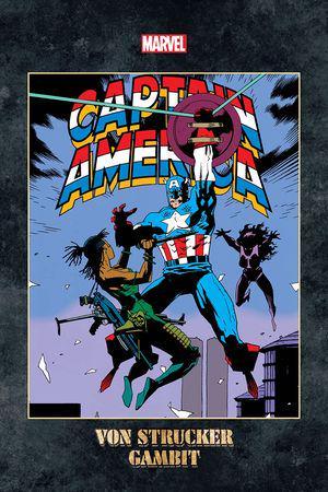 Captain America: Von Strucker Gambit (2020)