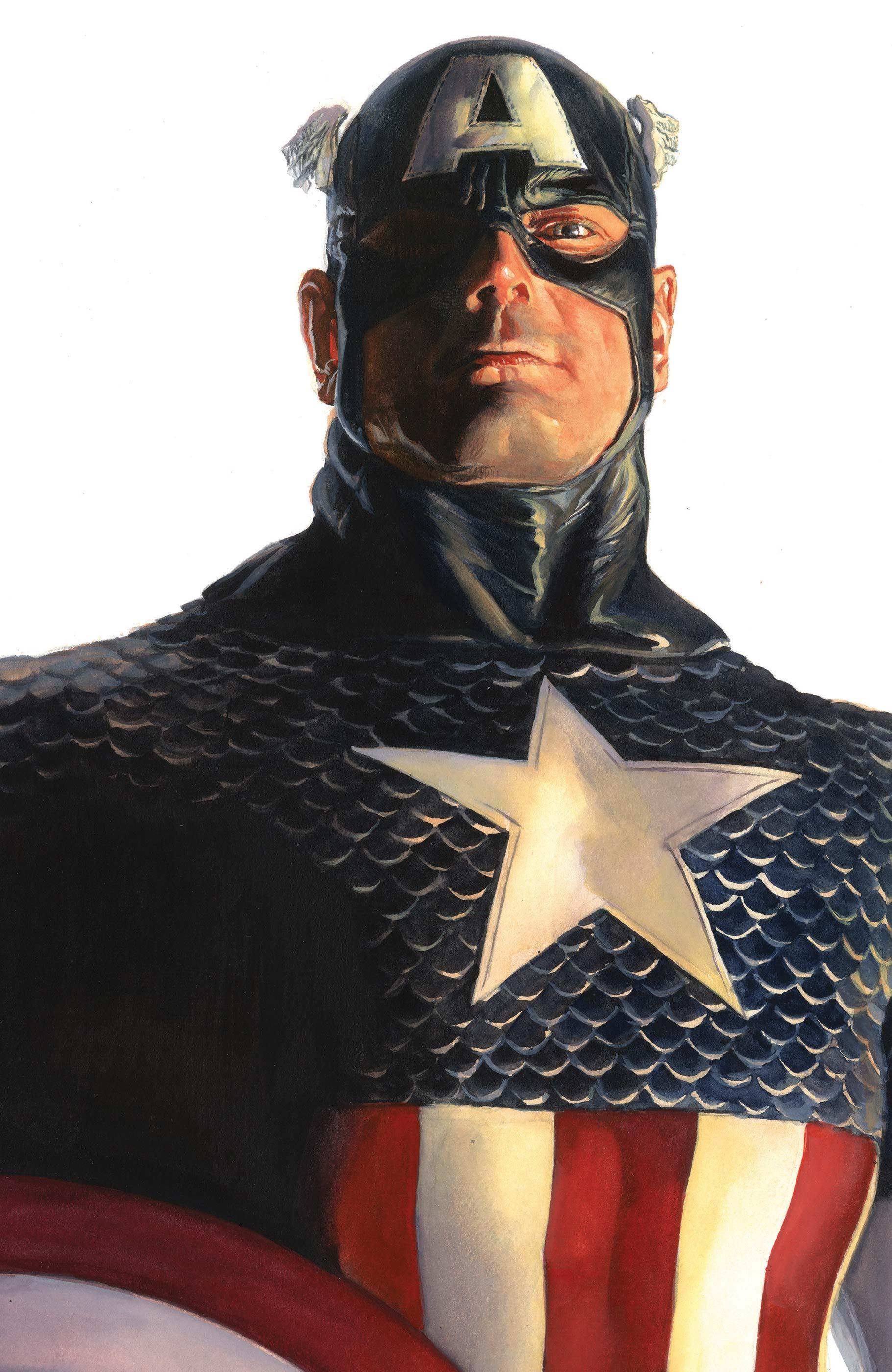 Captain America (2018) #23 (Variant)