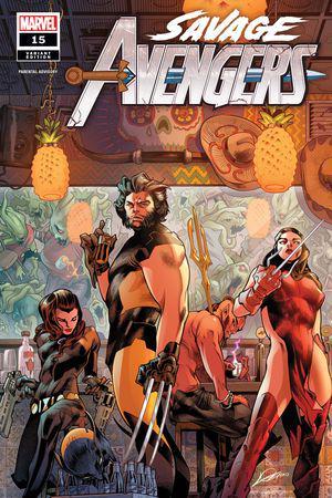 Savage Avengers #15  (Variant)