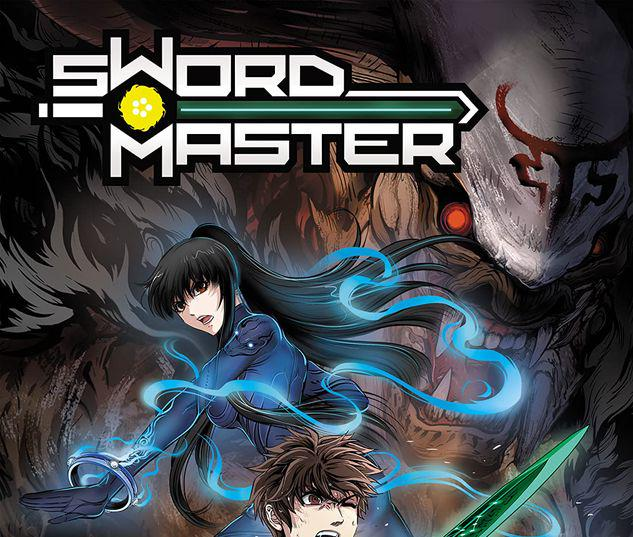 SWORD MASTER VOL. 2: GOD OF WAR TPB #2