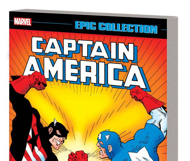 CAPTAIN AMERICA EPIC COLLECTION: THE CAPTAIN TPB #1