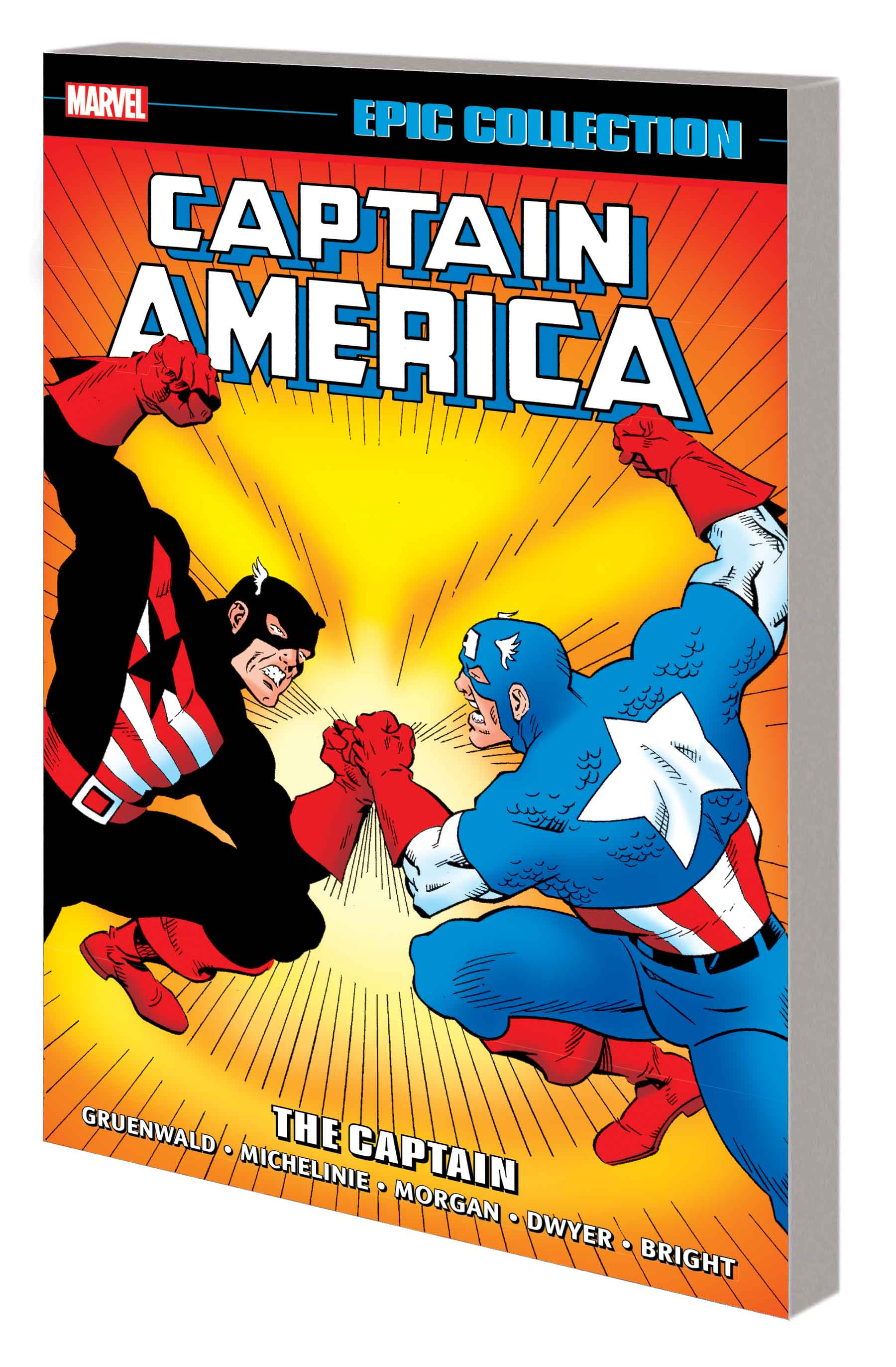 CAPTAIN AMERICA EPIC COLLECTION: THE CAPTAIN TPB (Trade Paperback)