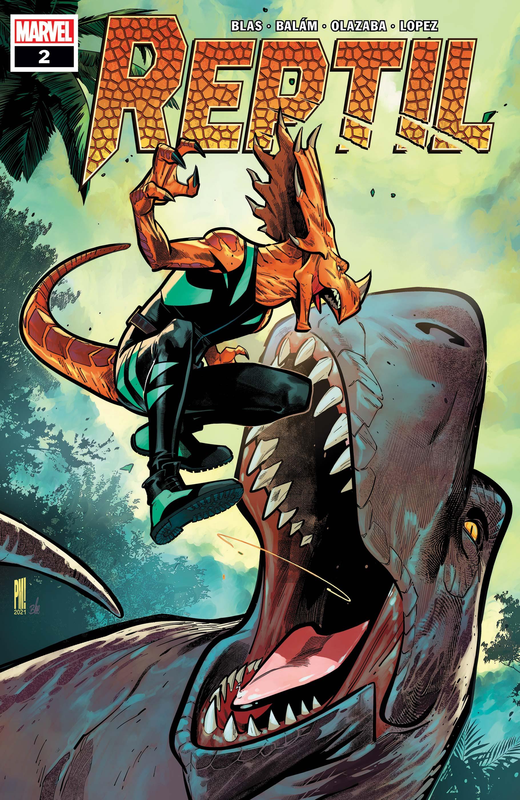 Reptil (2021) #2