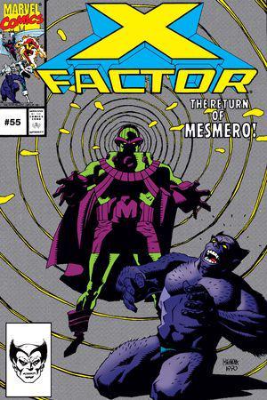 X-Factor #55