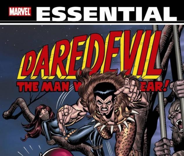 Essential Daredevil Vol. 5 (Trade Paperback)
