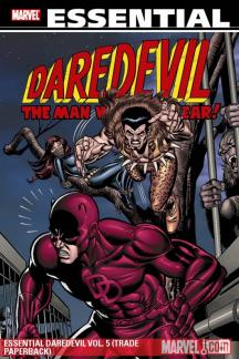 Essential Daredevil Vol. 5 (Trade Paperback)