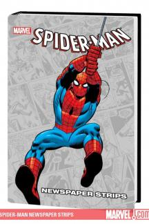 Spider-Man Newspaper Strips (Hardcover)