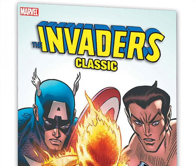 INVADERS CLASSIC VOL. 3 #0