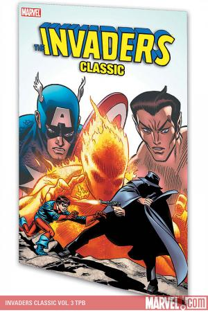 Invaders Classic Vol. 3 (Trade Paperback)