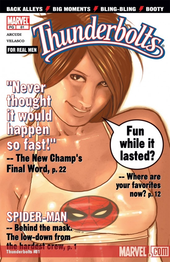 Thunderbolts (1997) #81