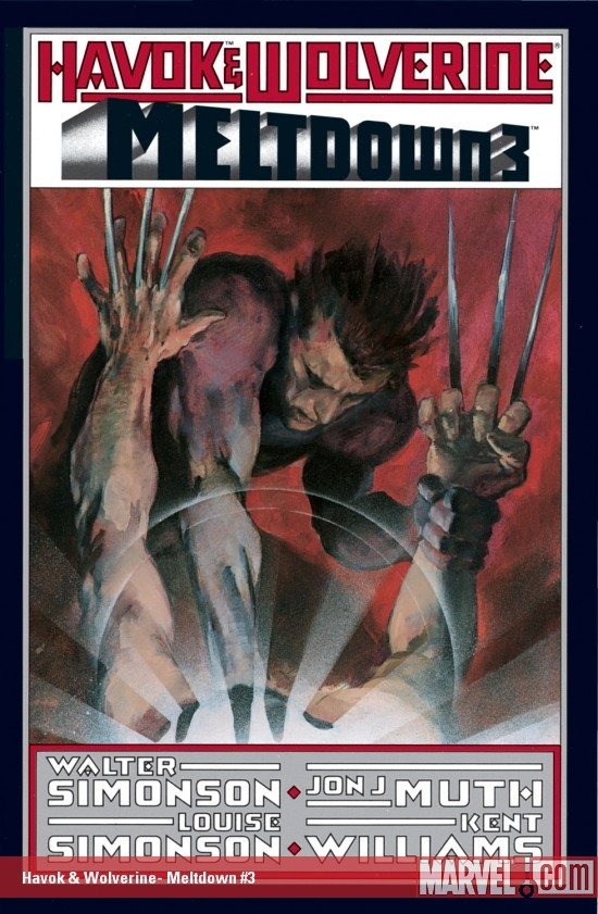 WOLVERINE LEGENDS VOL. 2: MELTDOWN TPB (Trade Paperback)