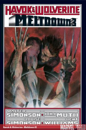 Havok & Wolverine: Meltdown #3