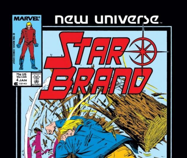 STAR BRAND #4