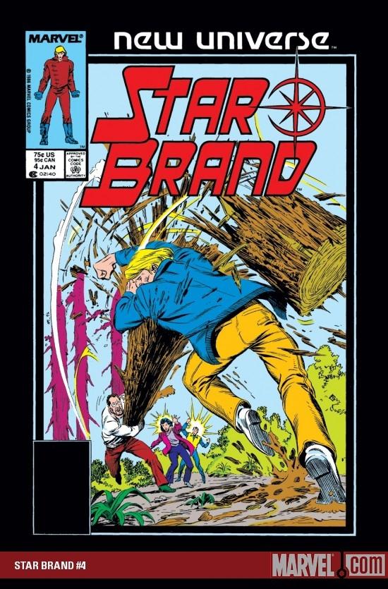 Star Brand (1986) #4