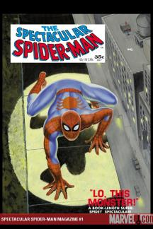 Spectacular Spider-Man Magazine #1