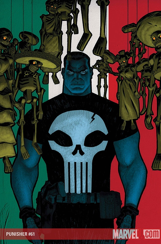 Punisher Max (2004) #61