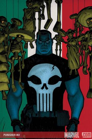 Punisher Max #61