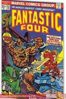 Essential Fantastic Four Vol. 7 (Trade Paperback)