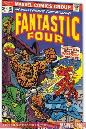 Essential Fantastic Four Vol. 7 (2008)
