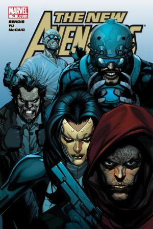 New Avengers (2004) #33