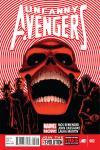 Uncanny Avengers #2 cover by John Cassaday