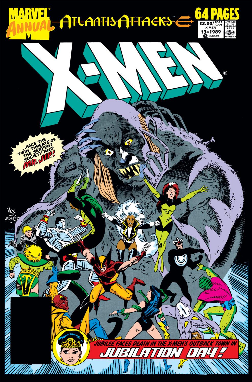 X-Men Annual (1970) #13