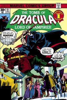 Tomb of Dracula (1972) #51