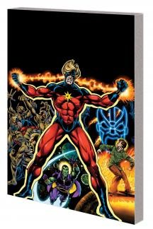 Essential Captain Marvel Vol. 2 (Trade Paperback)