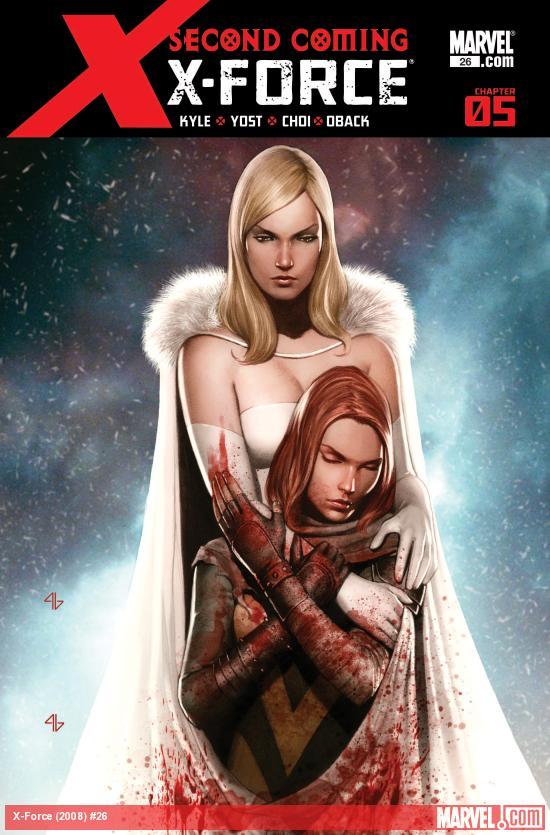 X-Force (2008) #26