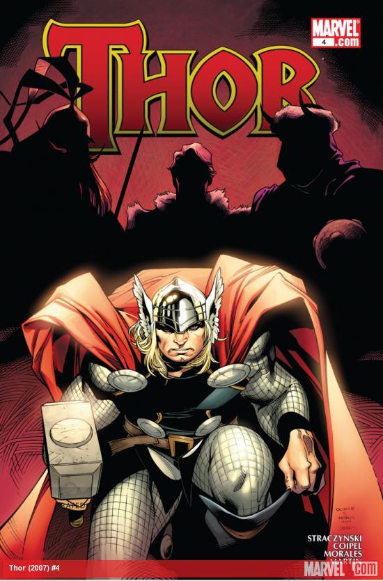 Thor (2007) #4