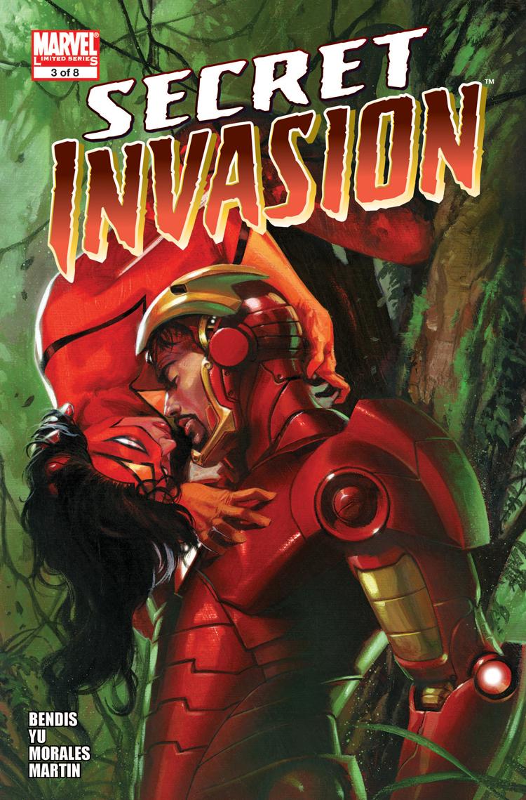 Secret Invasion (2008) #3