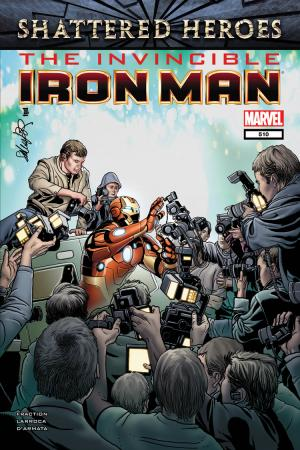 Invincible Iron Man #510