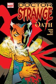 Doctor Strange: The Oath (2006) #1