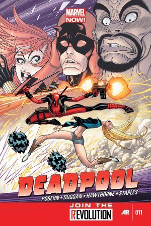 Deadpool (2012) #11