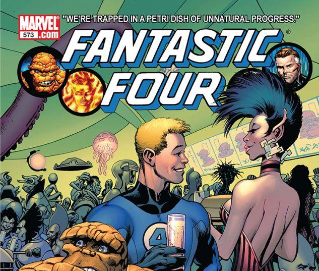 Fantastic Four (1998) #573