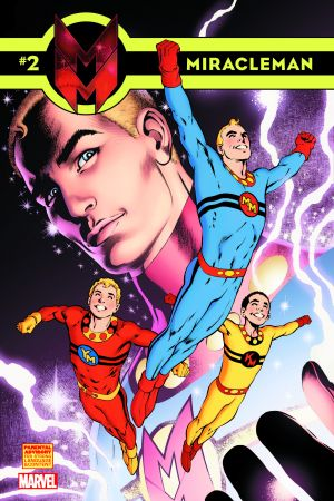 Miracleman (2014) #2