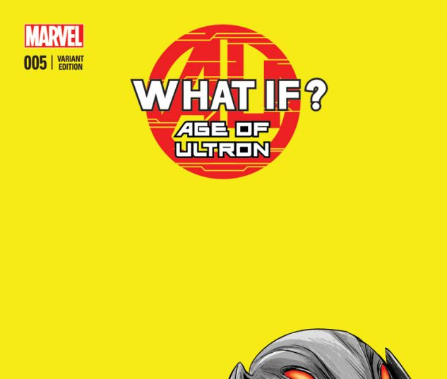 WHAT IF? AGE OF ULTRON 5 DOYLE VARIANT (WITH DIGITAL CODE)