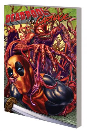 Deadpool Vs. Carnage (Trade Paperback)