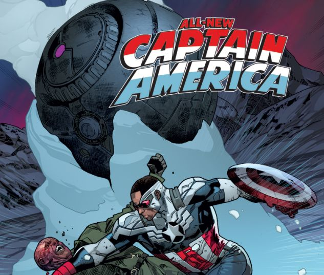 ALL-NEW CAPTAIN AMERICA 3 (WITH DIGITAL CODE)