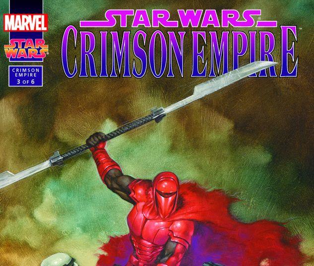 Star Wars: Crimson Empire (1997) #3