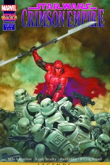 Star Wars: Crimson Empire #3