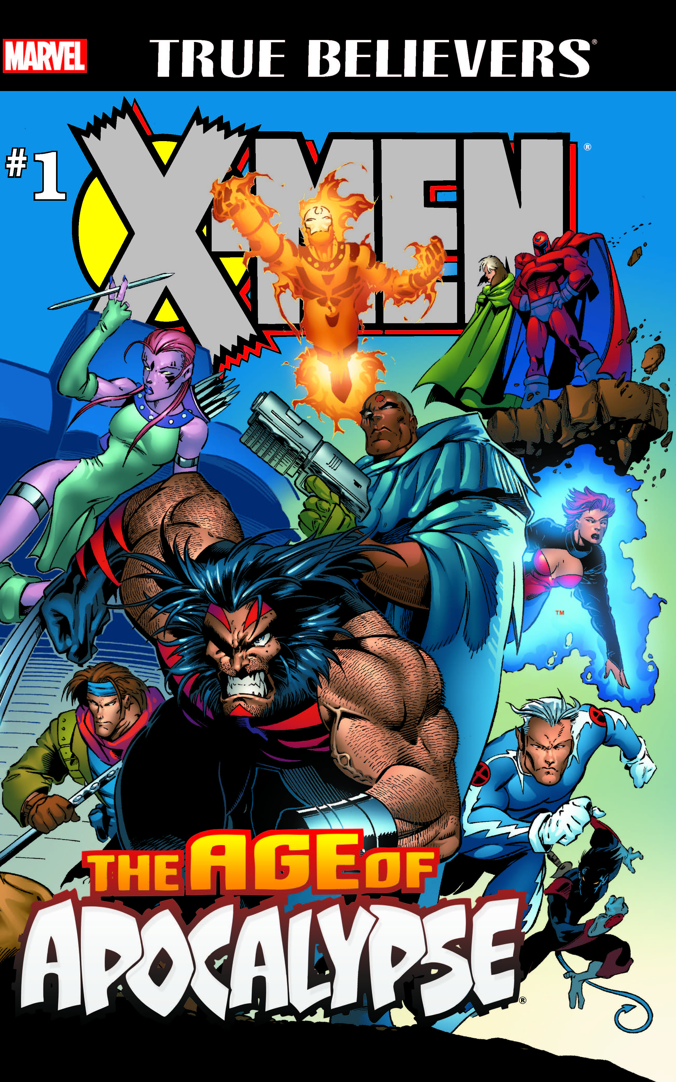 True Believers: Age of Apocalypse (2015) #1