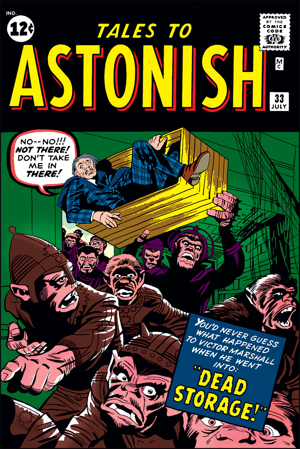 Tales to Astonish (1959) #33