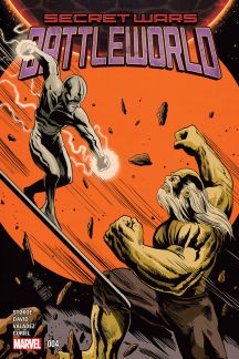 Secret Wars: Battleworld #4