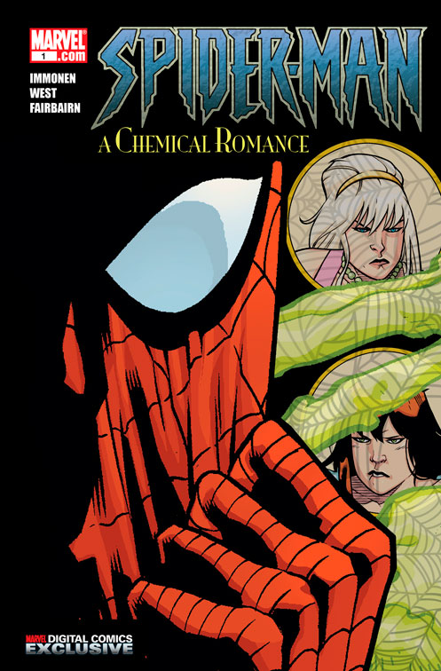 SPIDER-MAN: A CHEMICAL ROMANCE DIGITAL COMIC 1 (2009) #1