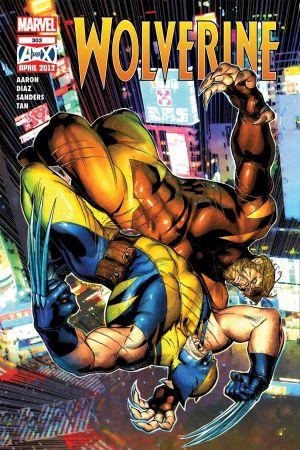 Wolverine (2010) #303